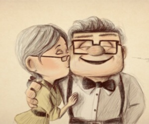 up, us, and love image