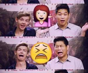 ki hong lee, minho, and newt image