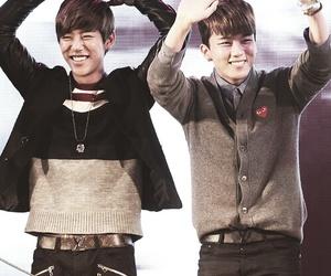 b.a.p, daehyun, and youngjae image