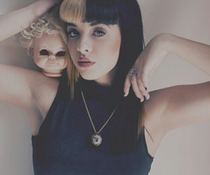 melanie martinez, cry baby, and doll image