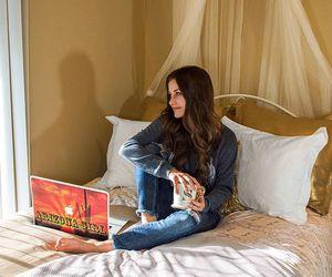 beautiful, bedroom decor, and fashion image
