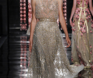 dress, fashion, and reem acra image