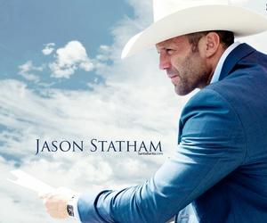 actor, celebrity, and Jason Statham image