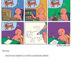 funny, art, and draw image