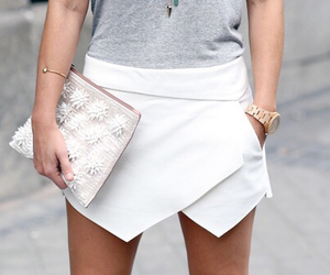 clutch, outfits, and fashion image