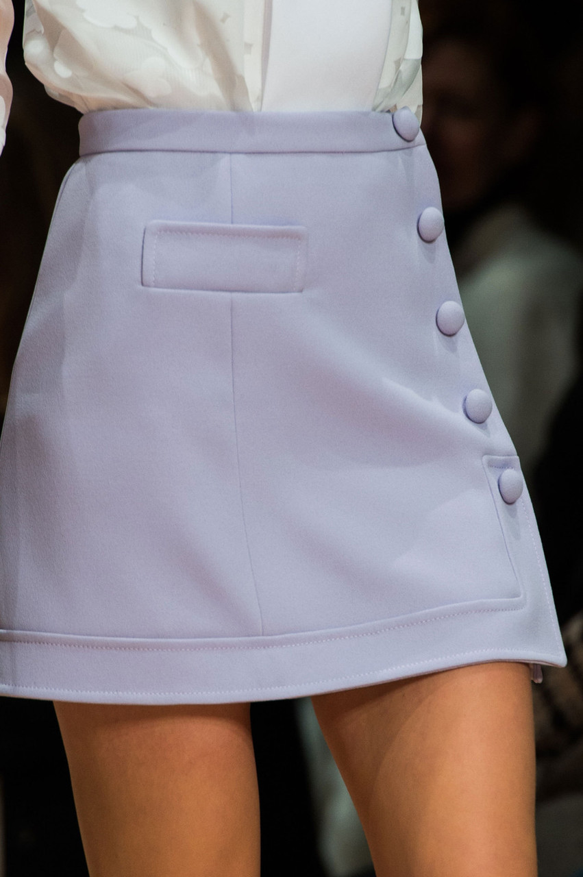 skirt, fashion, and runway image