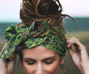 beautiful, bohemian, and braids image