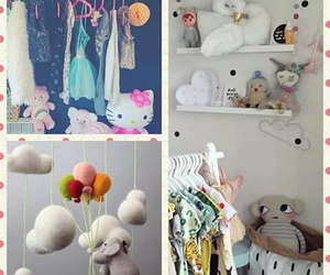 baby, boy, and closet image
