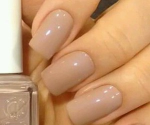 girl, manicure, and look image
