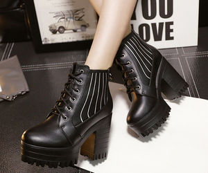 chunky heels, martin boots, and wholesale 7 image