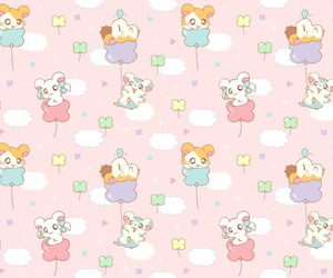 Hamtaro Background