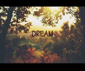 Dream and nature image