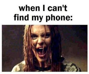 teen wolf, phone, and funny image