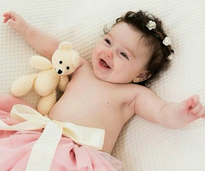 baby, nice, and cute image