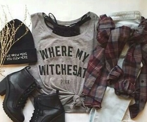 grunge, outfitsgoals, and hiphop image