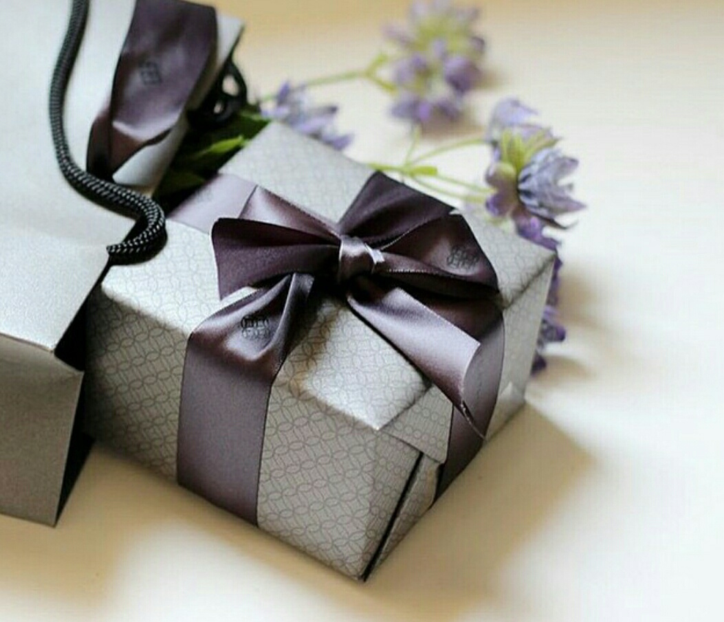 gift, nice, and present image