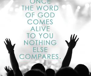 alive, bible, and compare image