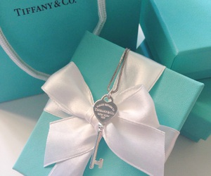 tiffany, tiffany and co, and tiffany key image