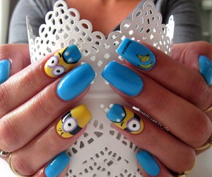 lovely and minions image
