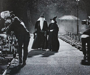harry potter, dumbledore, and mcgonagall image