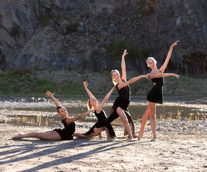 ballet, girls, and rg image