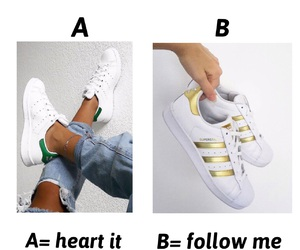 stan smith and adidas superstar image
