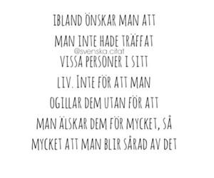 quote, sad, and svenska image