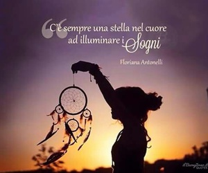 dreams, frasi, and italian image
