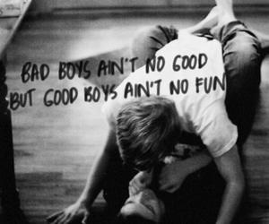 love, boy, and fun image