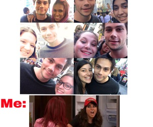 fans, dylan o'brien, and my reaction image