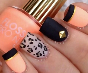 Joli, like, and nail art image