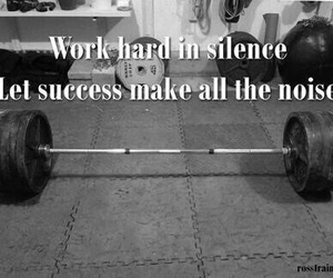 motivation, fit, and workout image