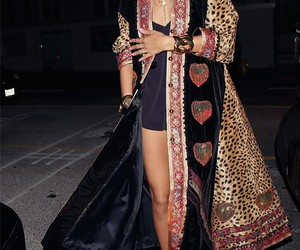rihanna, fashion, and riri image