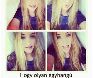 magyar and girl image