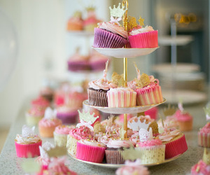 cupcakes, food, and party image