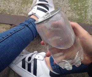 water, adidas, and tumblr image