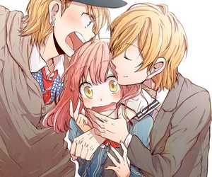 anime and nanami haruka image