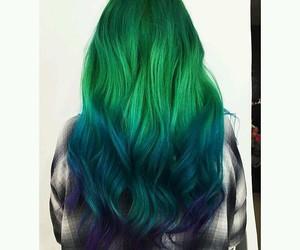hair, alternative, and beauty image