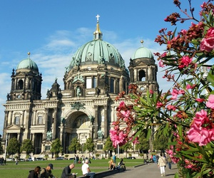 amazing, berlin, and flowers image