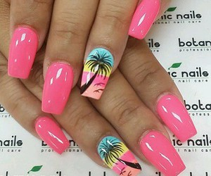 girl, look, and manicure image