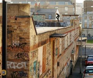 city, skate, and yolo image