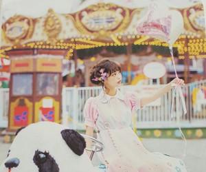 fashion, japanese, and risa nakamura image
