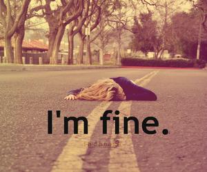 fine, sad, and i'm fine image