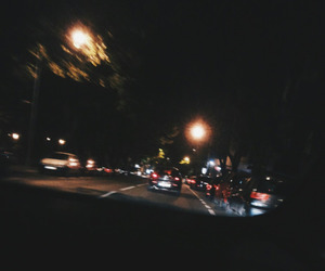 night, road, and portugal image