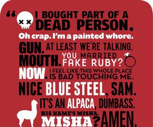 supernatural, awesome, and quotes image