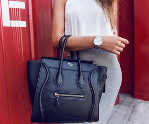 celine, fashion, and style image
