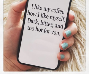 coffee, girly, and iphone image