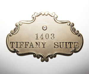 tiffany, hotel, and suite image