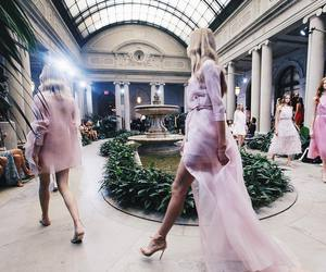 chic, Couture, and dress image