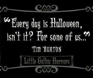 Halloween, tim burton, and quotes image